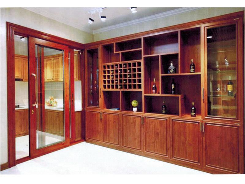 全铝橱柜厂家——祥瑞达有保障的全铝酒柜定制公司