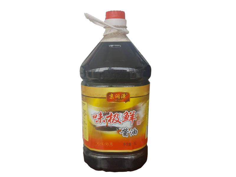 河南酱油-供应德州超值的酱油