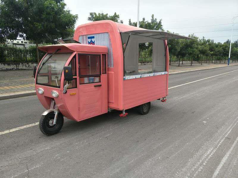 山东口碑好的快餐餐车哪里有供应-优惠的自助餐车哪里有卖