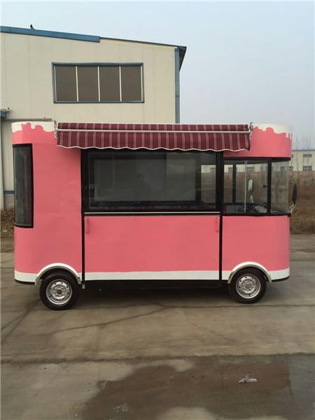 电动小吃餐车,爱心餐车电动小吃餐车好不好