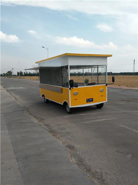 价位合理的幼儿园餐车-山东有品质的景区餐车供应