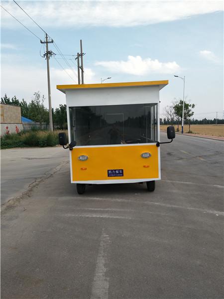 德州质量好的多功能小吃餐车出售-价位合理的多功能小吃车餐车