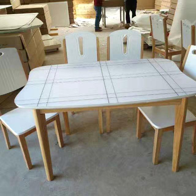 河南餐桌椅成品|怎么买质量硬的餐桌椅呢
