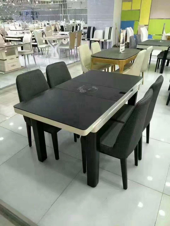 河南餐桌椅成品价格-德州销量好的餐桌椅,认准联投家具