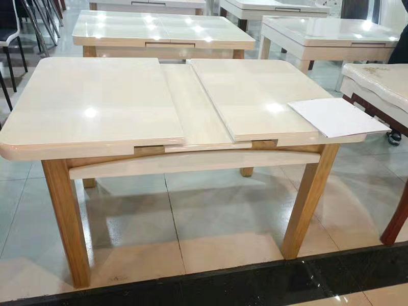 联投家具白茬餐桌椅_品质保证_山东白茬餐桌椅