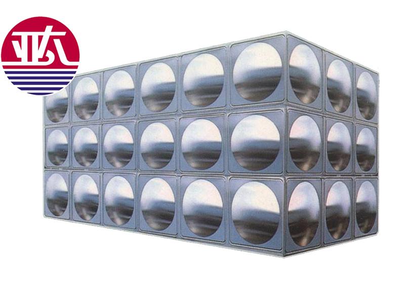 供应高质量的德州不锈钢水箱-不锈钢水箱厂家