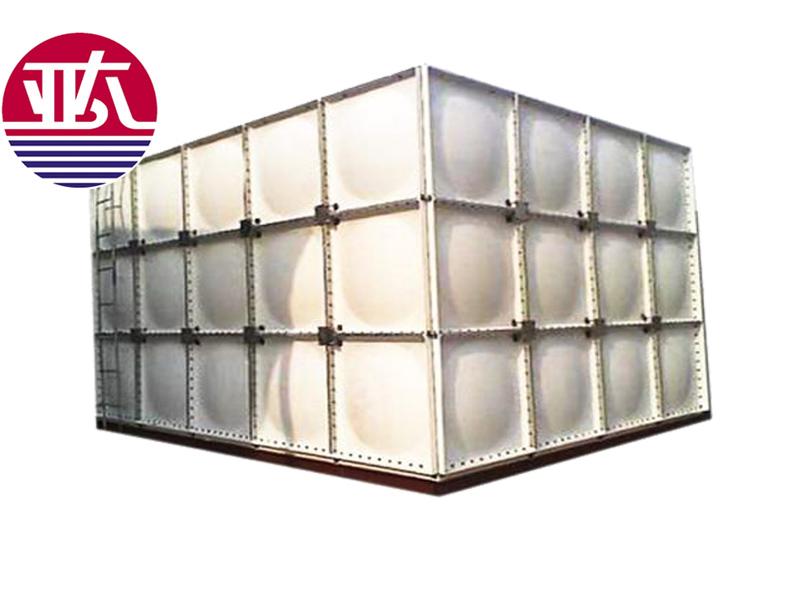 玻璃鋼SMC水箱生產廠家-SMC玻璃鋼水箱廠家