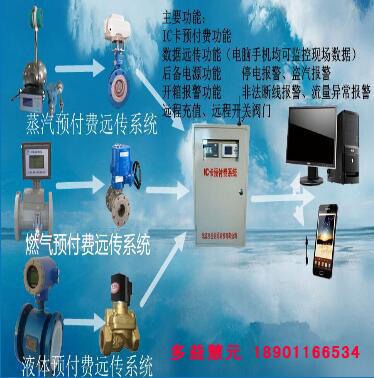 衡水蒸汽预付费系统批发厂家【多益慧元】河北加工