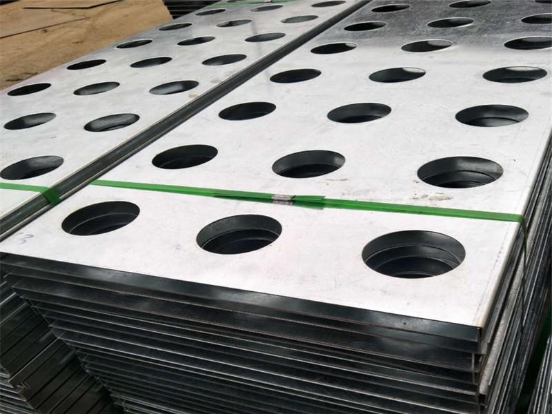 3003铝合金板装饰穿孔板--安平县万诺丝网