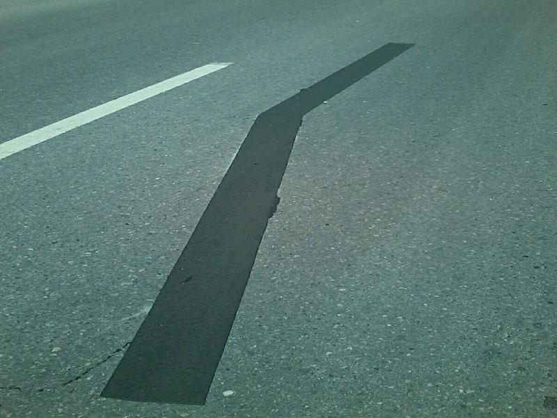 买公路贴缝带当选通达公路新科技 南阳沥青路面贴缝带厂家