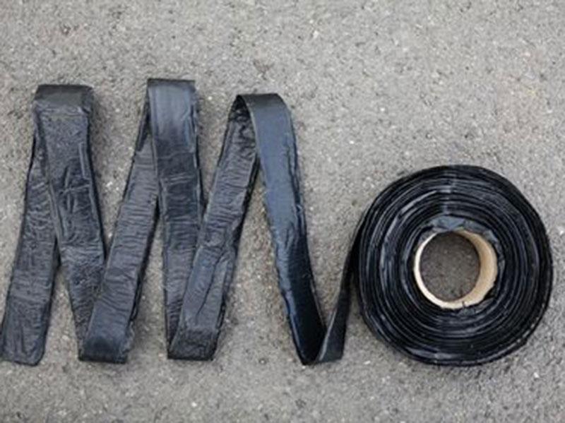品质公路贴缝带_优选通达公路新科技_驻马店沥青路面贴缝带厂家