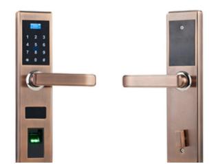 智能锁指纹锁XK-ZS01