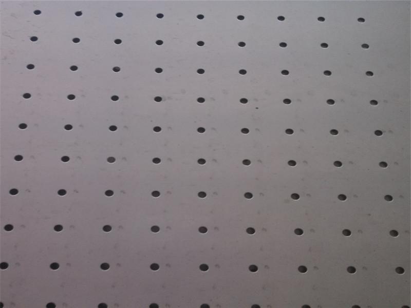 1-3mm厚铝制穿孔金属板--安平县万诺丝网