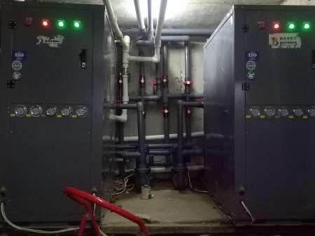邢台洗浴污水源热泵供应_选购专业的洗浴污水源热泵就选金钟节能环保