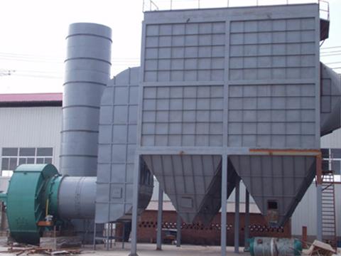 河北LFVB系列微震扁袋除尘器 河北优惠的布袋除尘器供应