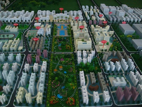 河池售楼沙盘模型-沙盘模型制作公司