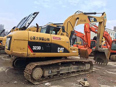 二手卡特323D挖掘机|报价|价格|出售|转让|买卖