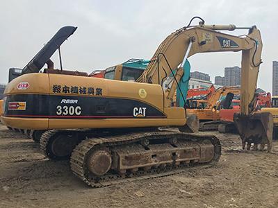 二手卡特330C挖掘机|报价|价格|出售|转让|买卖