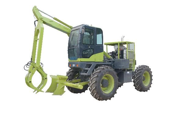 多功能抓甘蔗机,三轮甘蔗装载机,多功能抓甘蔗机订做-科诺迪尔