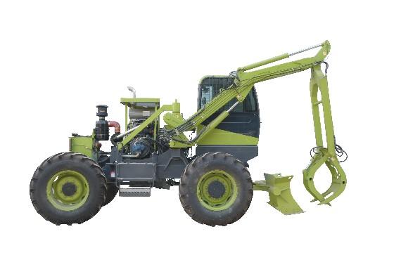出口型抓甘蔗机厂家|大量供应高质量的甘蔗装载机