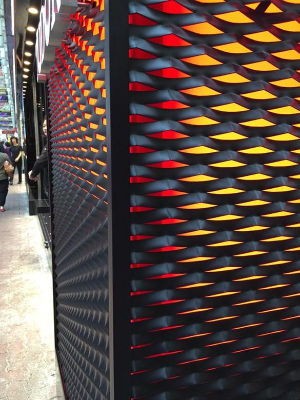 广州地区实惠的铝格栅吊顶——价位合理的铝格栅吊顶