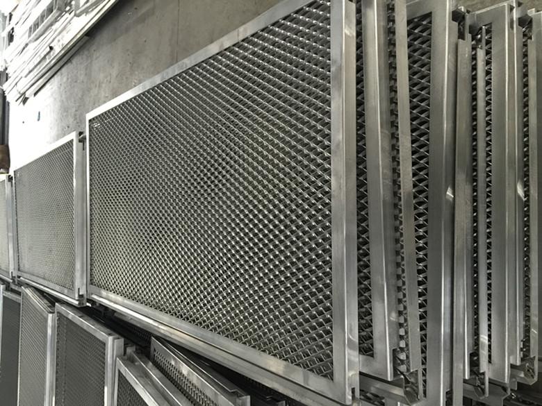 优质的铝格栅吊顶推荐 如何选购铝格栅吊顶
