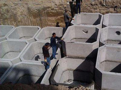 白银蓄水池_兰州物超所值的混凝土蓄水池出售