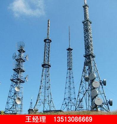 广播电视信号发射塔
