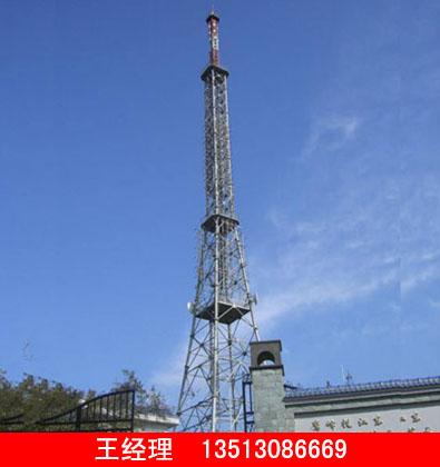 广播电视信号发射塔厂家直销_河北哪里可以买到合格的广播电视信号发射塔