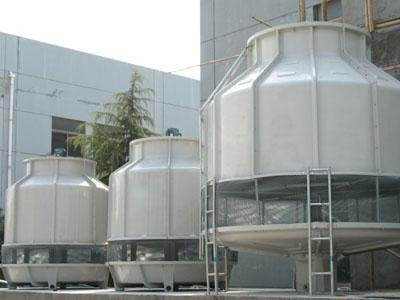 圓形逆流式冷卻塔廠家-圓形逆流式冷卻塔廠家