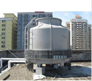 唐山小型圆形冷却塔-顺捷环保设备专业供应小型圆形冷却塔