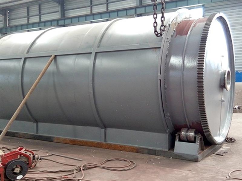 商丘瑞隆机械设备环保炼油设备生产厂 轮胎炼油