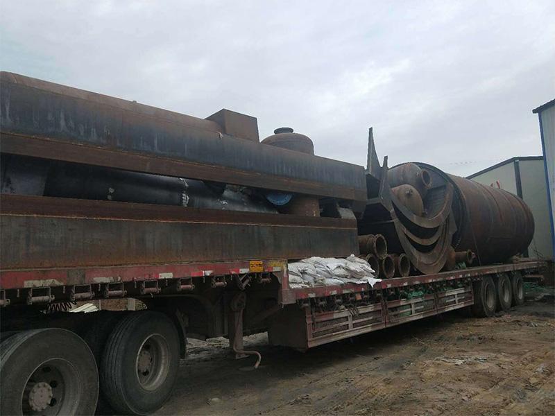 商丘废旧轮胎炼油设备-河南好用的环保炼油设备供应