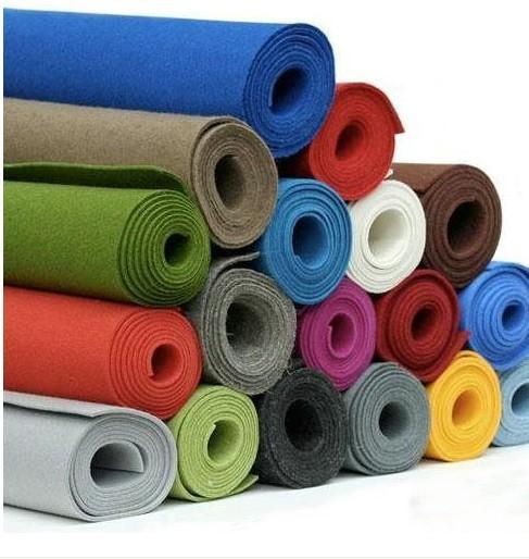 化纤毛毡_聚酯纤维毛毡,产品符合欧盟SGSROHS认证