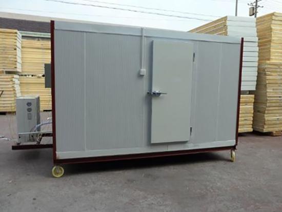 海鲜速冻库|沈阳海鲜速冻库-制冷效果佳,节约能源