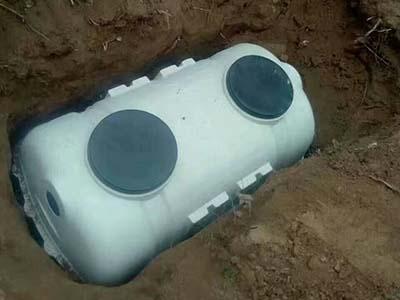 新型化粪池改造