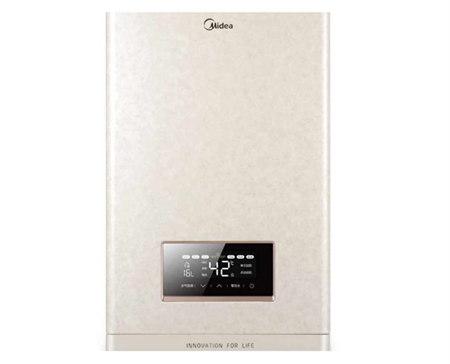 西安燃气热水器—东郊美的零冷水燃气热水器