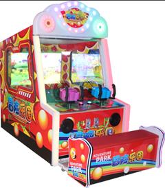 想买实惠的冒险乐园就来广州金亿莱电子,加盟投币游戏机
