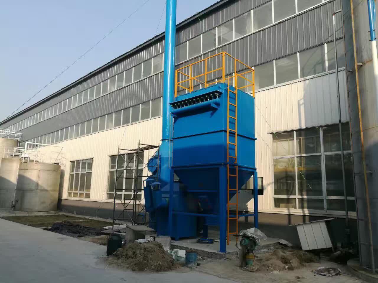 玉林玻璃厂工业窑炉脱硫脱销除尘工艺窑炉烟气净化设备