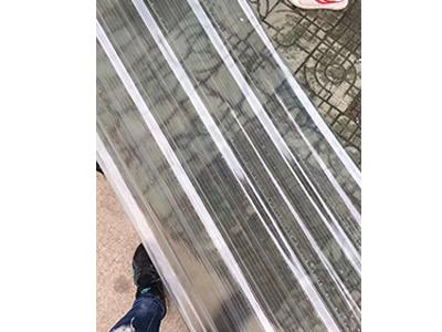 透明瓦加工|实惠的透明瓦当选铭达建材