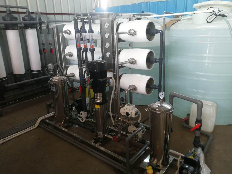 工业中水回用设备 废水回收利用水处理 优选东莞市水视界环保