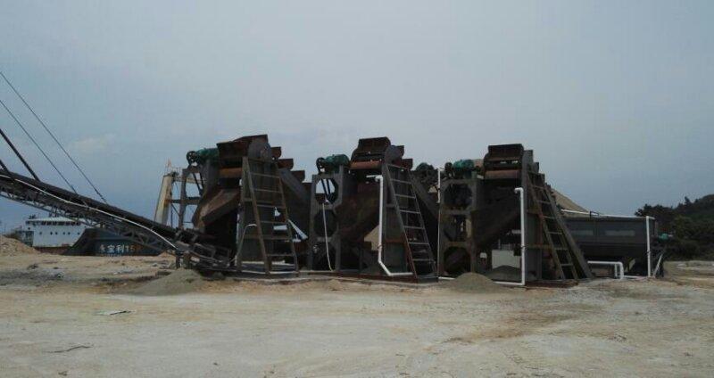 风化沙水洗机械//风化沙水洗机——科拓环保,风化沙怎样清洗