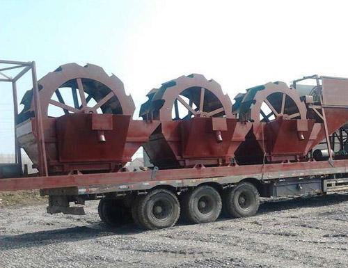 潍坊轮式洗沙机厂家推荐