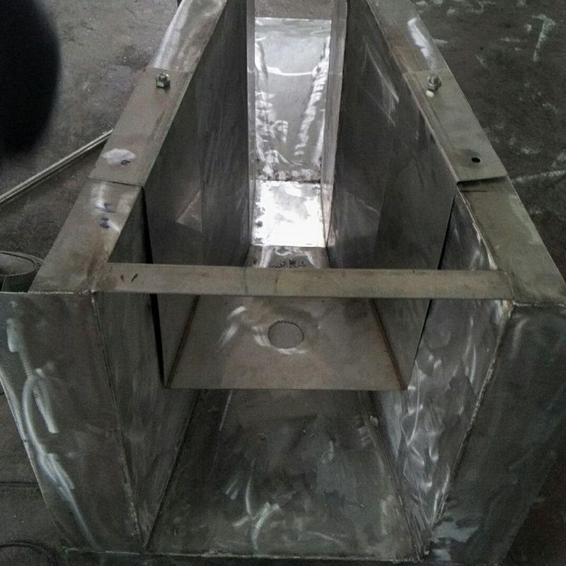 定做304污水流量槽-海通提供专业的304污水流量槽