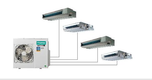 長沙商用中央空調-家庭中央空調優質經銷商推薦
