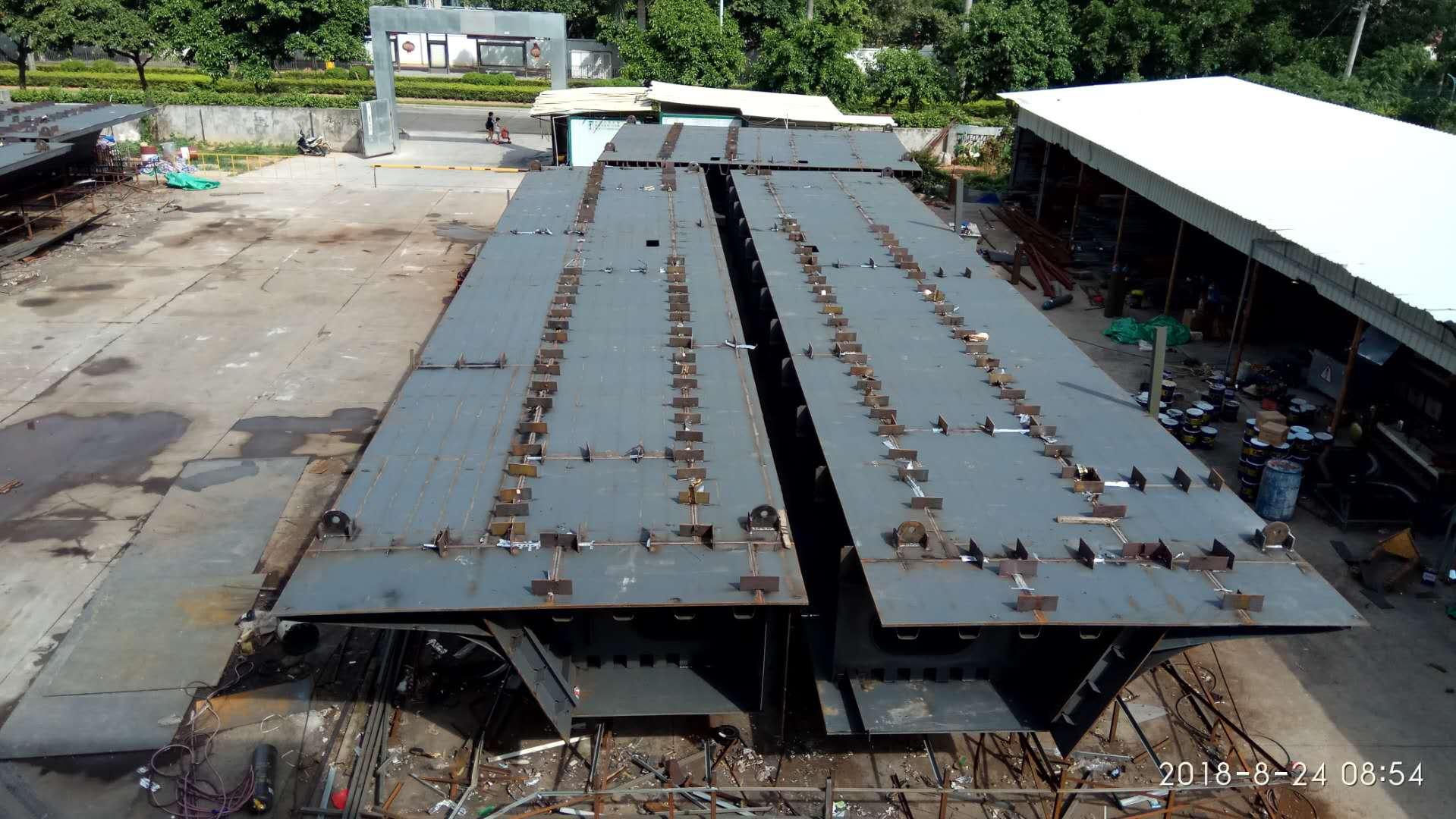厦门银昌贸易提供厦门地区质量硬的镀锌板_杏林钢板剪折厂