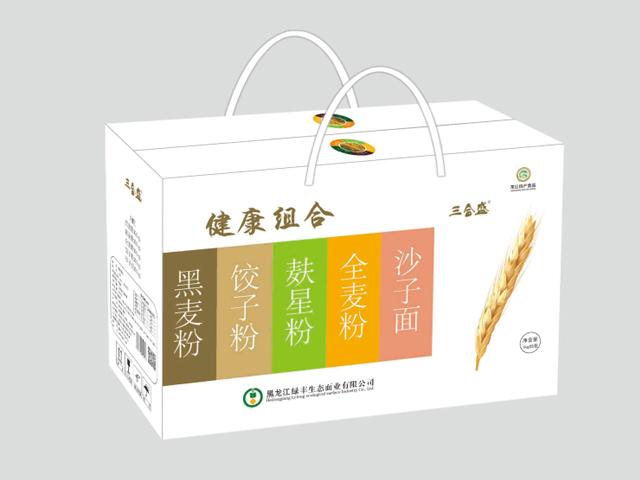 哈尔滨价廉物美的大米包装供应 哈尔滨包装盒纸盒