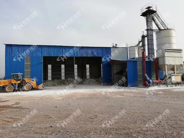 粉碎120目石膏磨粉机厂家HCQ1500系列新型雷蒙磨机