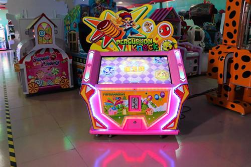 广州金亿莱电子供应报价合理的精灵点点乐疯狂保卫战_投币游戏机品牌