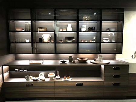 质量好的厨房设施优选上海沐钬 闸北厅柜装饰哪有